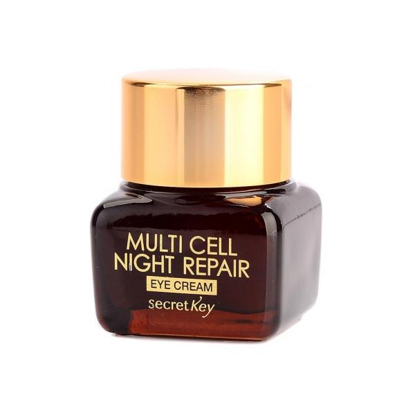 Крем для кожи вокруг глаз ночной SECRET KEY Multi Cell Night Repair Eye Cream 15 гр