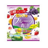 YUWA Аодзиру с железом и фолиевой кислотой со вкусом винограда №20