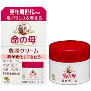 Супер увлажняющий крем Мать Жизни для женщин в период менопаузы  Inochi no Haha 40 гр