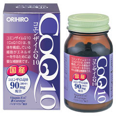 ORIHIRO Коэнзим Q10 с витаминами № 90