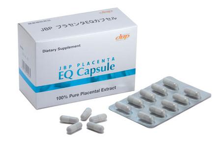 JBP Плацента лошади 100 % 320 мг 90 капсул