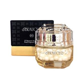 Крем для лица капсульный с экстрактом жемчуга d BEAUCER Royal de Pearl Capsule Cream 50 гр