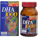 Бад Высоконцентированная Омега 3 DHA 1000 с витамином Е № 120