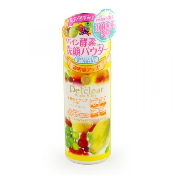 AHA&BHA Fruits Enzyme Powder Wash  Пудра для умывания с эффектом пилинга, 75g