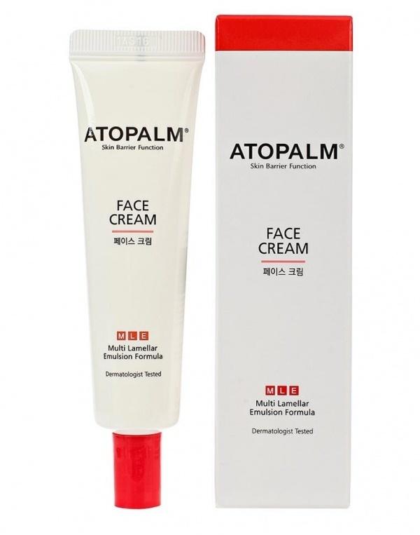 Крем для лица Atopalm с многослойной эмульсией 35 мл