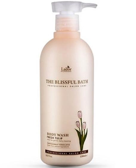 Гель для душа Тюльпан LADOR The Blissful Bath Body Wash Fresh Tulip 530 мл
