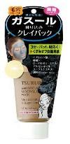 TSURURI MINERAL CLAY PACK Крем - маска для лица с глиной, 150g