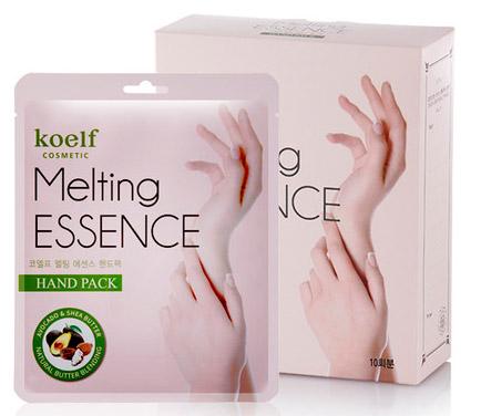 Koelf Melting Essence Hand Pack Маска-перчатки для рук с тающей сухой эссенцией