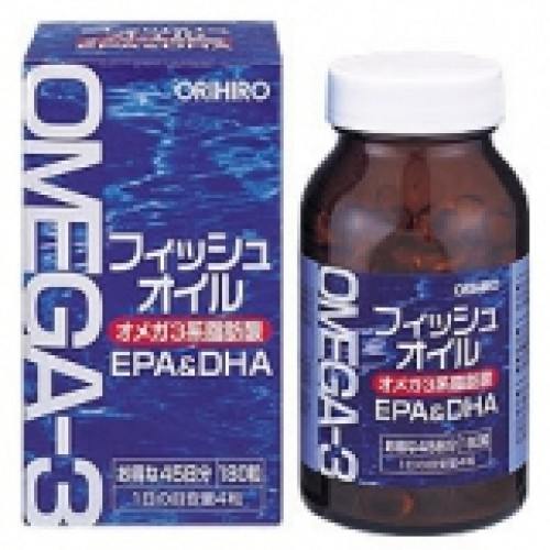 ORIHIRO Омега-3 № 180