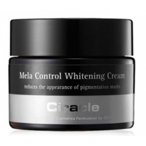 Крем ночной осветляющий Ciracle Mela Control Whitening Cream 50 мл