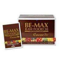 Очищение от шлаков, токсинов, солей тяжелых металлов BE-MAX RAW FOOD 50 Cacao со вкусом какао 20 пакетиков