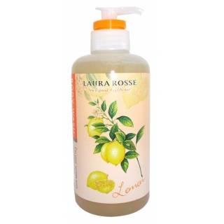 LAURA ROSSE Body Lotion Лосьон-молочко для тела Ароматерапия - Лимон 500 мл