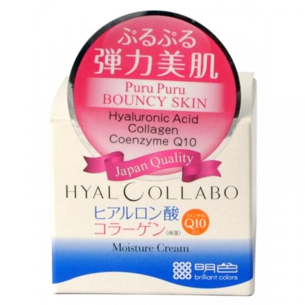 HYALCOLLABO CREAM Глубокоувлажняющий крем ( с наноколлагеном и наногиалуроновой кислотой) 48g