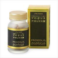 Shiseido Прополис и Агарикус для повышения иммунитета № 90