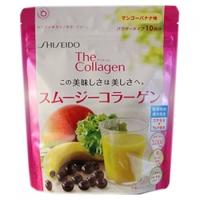 Shiseido Коллаген-смузи с ярким вкусом манго и бананов 110 г