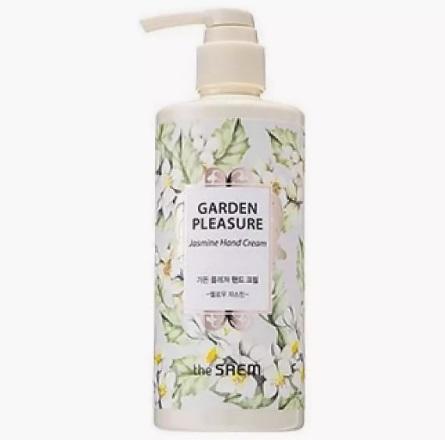 Крем для рук THE SAEM GARDEN PLEASURE Hand Cream Mellow Jasmine 300 мл