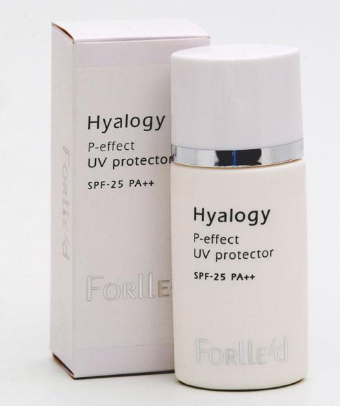 Солнцезащитная эмульсия Hyalogy P-effect UV protector солнцезащитный фактор 25 РА++ 30 гр