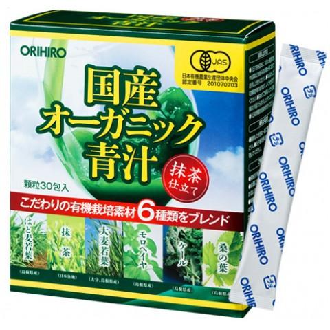 ORIHIRO Зелёный сок Аодзиру № 30