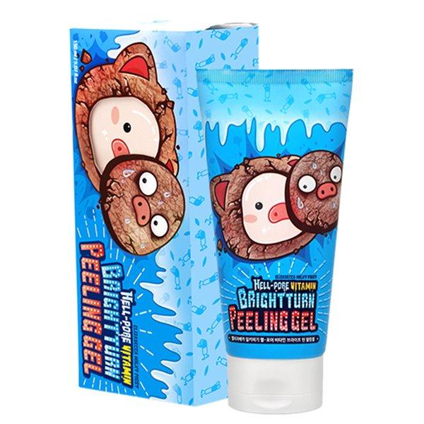 ЕЛЗ Hell-Pore Пилинг-гель витаминный Hell-Pore Vitamin Bright turn Peeling Gel 150мл