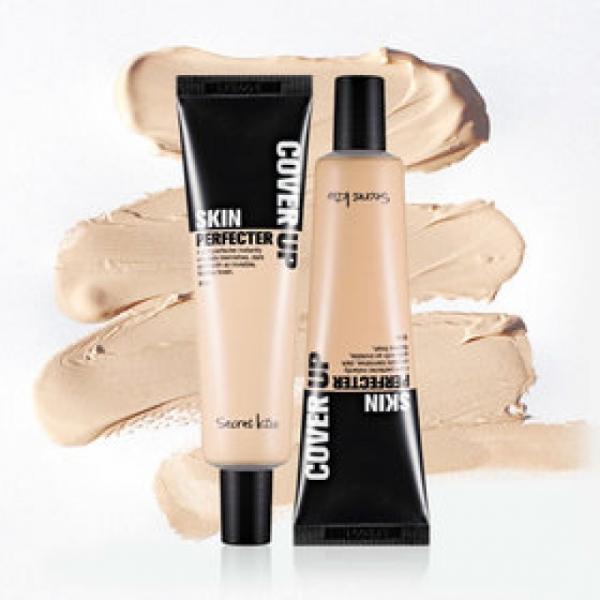 Крем ББ для идеального лица 23 SECRET KEY Cover Up Skin Perfecter Natural Beige 30 мл