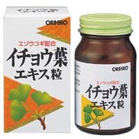 ORIHIRO Экстракт гинкго билоба № 240