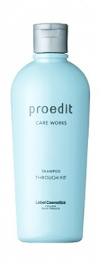 Шампунь Proedit Through Fit Shampoo 300 мл