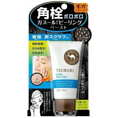 Tsururi Pore Clear Peeling  Очищающий поры пилинг 55 гр