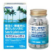 Зверобой в таблетках Sato St.Johns Wort № 120