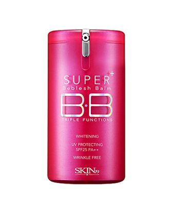 SKIN79 ББ крем для борьбы с признаками старения Hot Pink Super Plus Beblesh Balm Triple Functions SPF 25 PA ++ 40 г