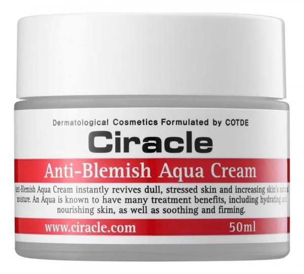 Крем для лица увлажняющий Ciracle Anti Blemish Aqua Cream 50 мл