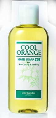 Cool Orange SC Hair Soap (Шампунь «Супер Холодный апельсин») 200мл