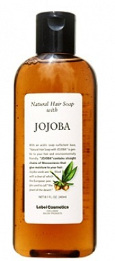 Hair Soap with Jojoba (жожоба) 240 мл