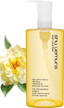 Shu Uemura High Perfomance Balancing Cleansing Oil Advanced Formula балансирующее масло для всех типов кожи 450 мл