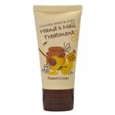 La Sincere Manuka`s Cosmet honey bee Hand & Nail Treatment  Омолаживающий гипоаллергенный крем для рук