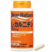 Asahi Dear Natura L-карнитин с полифенолами яблока № 90