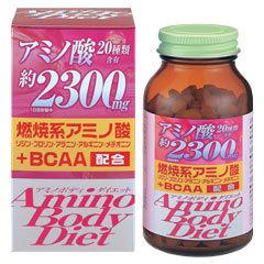 ORIHIRO AMINO BODY DIET Аминокислоты для активного похудения № 300