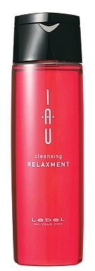 IAU Расслабляющий аромашампунь Relaxment для сухой кожи головы 200 мл