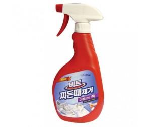 CJ Lion Жидкое чистящее средство для обработки ткани перед стиркой, спрей 500 мл