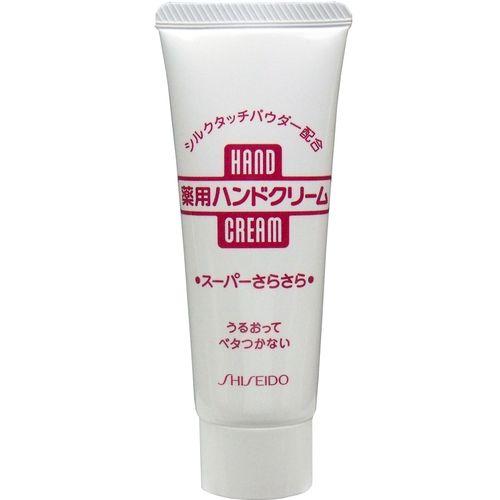 Shiseido Увлажняющий крем для рук на водной основе с ксилитолом 40г