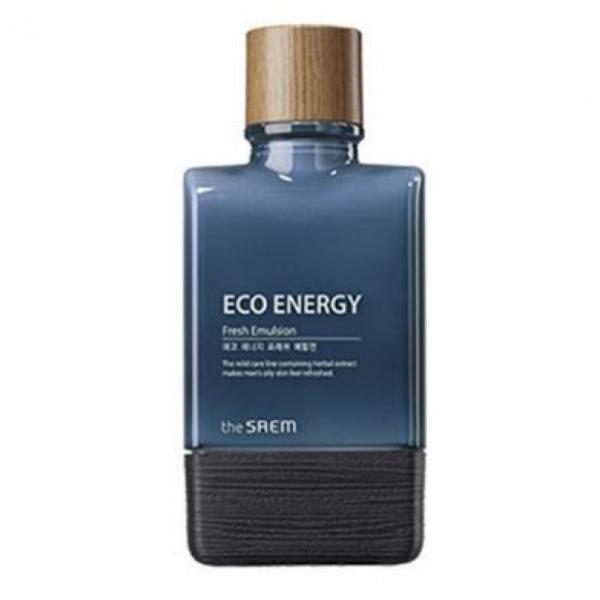 Эмульсия  мужская освежающая THE SAEM ECO ENERGY Fresh Emulsion 150 мл