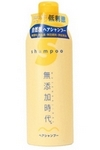 Mutenka Jidai Hair Shampoo Шампунь для волос без добавок