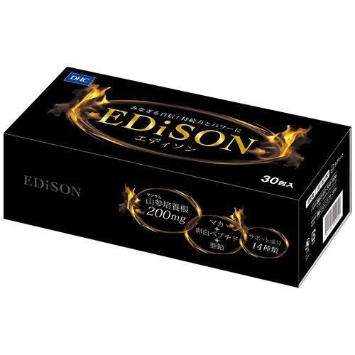 Комплекс для улучшения мужского здоровья DHC Edison 180 таблеток(30 пакетиков по 6 таблеток)