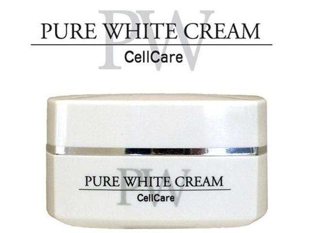 PURE WHITE CREAM Отбеливающий крем