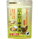 ORIHIRO Чеснок и лецитин из яичного желтка № 60