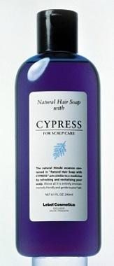 Hair Soap with Cypress (кипарис) 240 мл