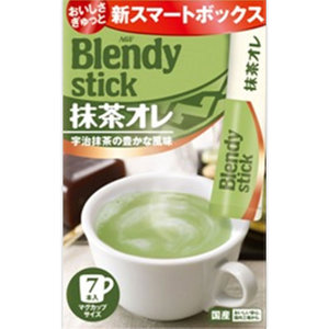 Чай с молоком Маття-латте Blendy Stick 7 штук