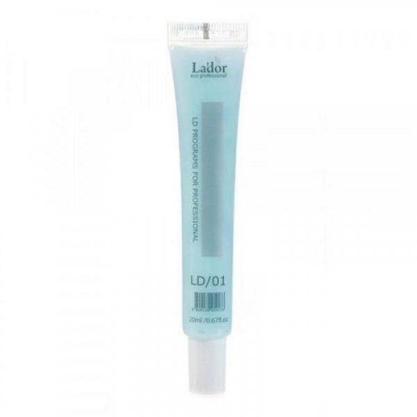 Программа по восстановлению волос-маска LADOR Programs 01 (tube type) 20 мл
