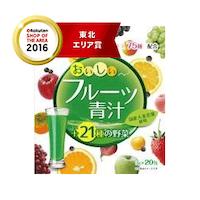 YUWA Аодзиру с молочнокислыми бактериями и ферментами с фруктовым вкусом № 20