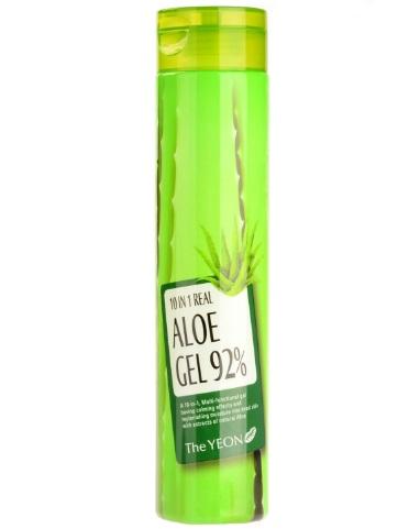 Мультигель с экстрактом алоэ 10 в 1 The YEON 10 in 1 Real Aloe Gel 92% 300 мл