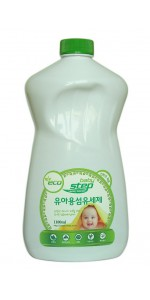 Жидкое средство для стирки детского белья BABY STEP Laundry Detergent 1100 мл